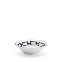 Catena Blue Fruit Saucer
