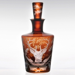 Forest Folly Stag Decanter