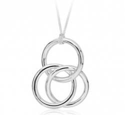 Three-Ring Teething Necklace