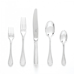 Albi Sterling Silver Five Piece Place Setting