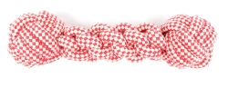 Skipper Rope Toy - Red
