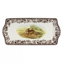 Woodland Rabbit Sandwich Tray