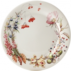 Bouquet Floral Dinner Plate