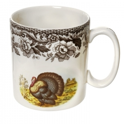 Woodland Turkey Mug