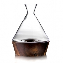 Ludlow Carafe with Wood Base