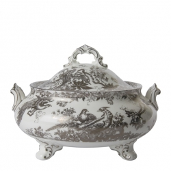 Platinum Aves Covered Vegetable Dish