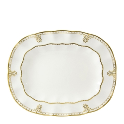 Elizabeth Gold Medium Oval Platter