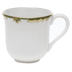 Princess Victoria Dark Green Mug