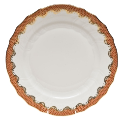 Fish Scale Rust Service Plate