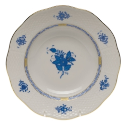 Chinese Bouquet Blue Service Plate