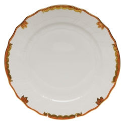 Princess Victoria Rust Dinner Plate