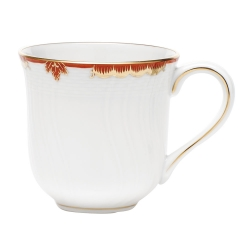 Princess Victoria Rust Mug