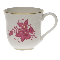 Chinese Bouquet Raspberry Mug