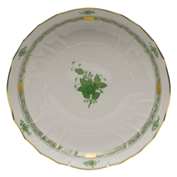Chinese Bouquet Green Open Vegetable Bowl