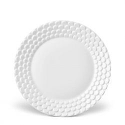 Aegean White Bread and Butter Plate