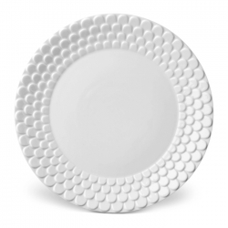 Aegean White Dinner Plate