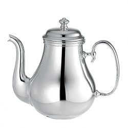 Albi Silver Plated Teapot