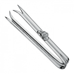 Anemone-Belle Epoque Ice Tongs