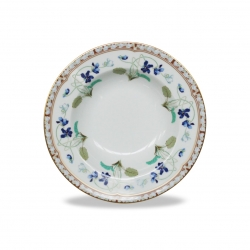 Imperatrice Eugenie Soup Plate