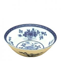 Blue Canton Cereal Bowl