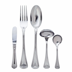 Cellini Stainless Five Piece Hostess Set