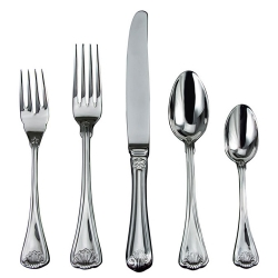 Cellini Stainless Five Piece Place Setting