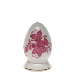 Chinese Bouquet Raspberry Single-Hole Pepper Shaker
