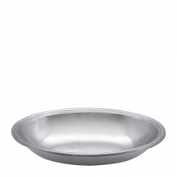 Classic Oval Serving Bowl