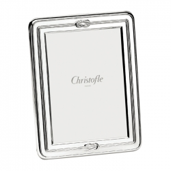 Egea 5x7 Silverplate Picture Frame