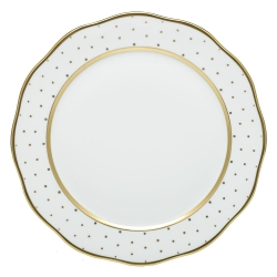 Connect the Dots Charger Plate