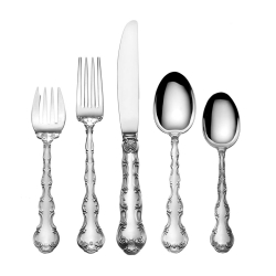 Strasbourg Sterling Five Piece Place Setting