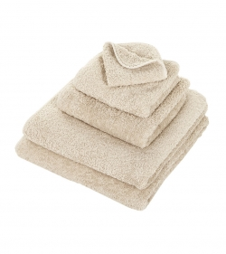 Super Pile Ecru Bath Towel