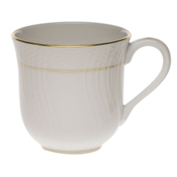 Golden Edge Mug