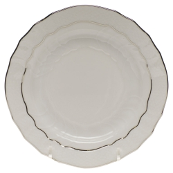 Platinum Edge Bread and Butter Plate