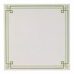 Link Green Easy Care Placemats, Set of Four