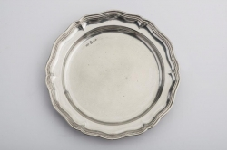 Legacy Pewter Elegance Charger