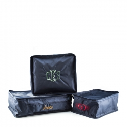 Nylon Travel Cubes, Set of Three
