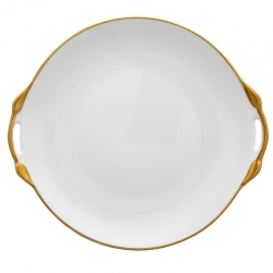 Palmyre Cake Plate with Handles