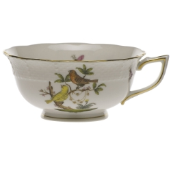 Rothschild Bird Tea Cup, Motif #6