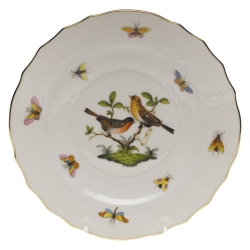 Rothschild Bird Salad Plate, Motif #9