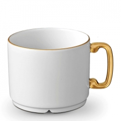Soie Tress�e Gold Tea Cup