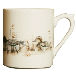 Sologne Mug with Duck