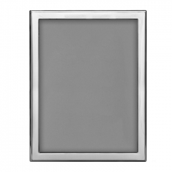 Sterling Silver 8x10 Frame