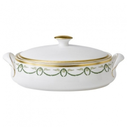Titanic Covered Vegetable Dish