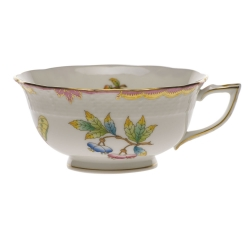 Queen Victoria Raspberry Tea Cup