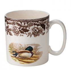 Woodland Mallard and Wood Duck Mug