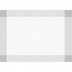 Appoline Greensweet White Placemat