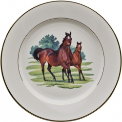 Bluegrass Charger/Buffet Plate