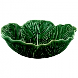 Cabbage Green Cereal Bowl