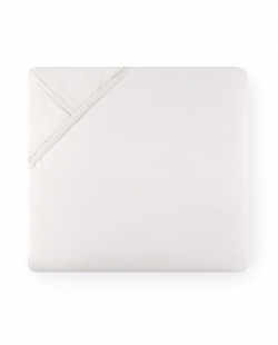 Grande Hotel Ivory Queen Fitted Sheet